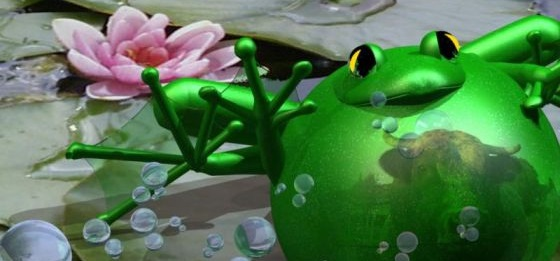 la grenouille et la boeuf